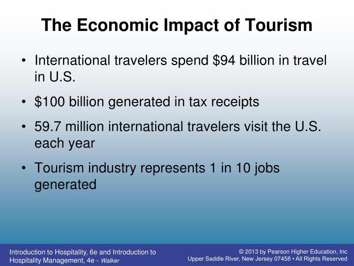 The Economic Impact of Tourism