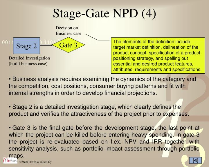 Stage-Gate NPD (4)