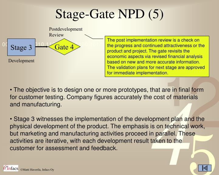 Stage-Gate NPD (5)