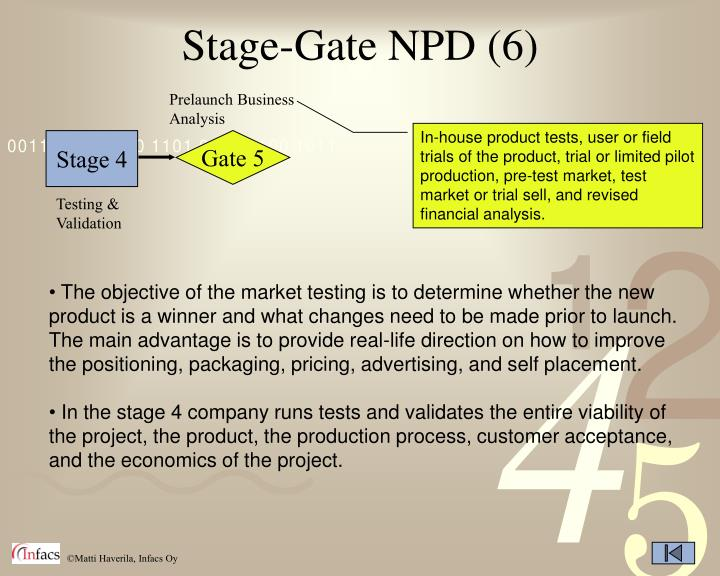 Stage-Gate NPD (6)