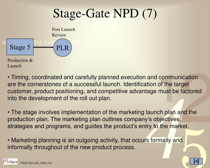 Stage-Gate NPD (7)