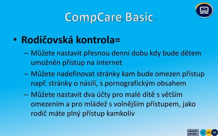 CompCare Basic