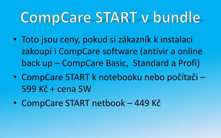 CompCare START v bundle