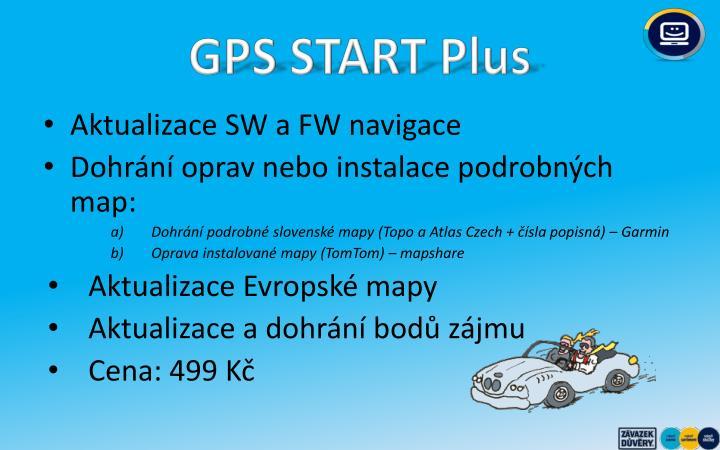 GPS START Plus