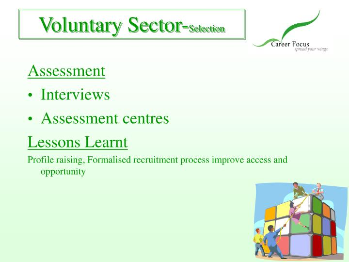 Voluntary Sector-