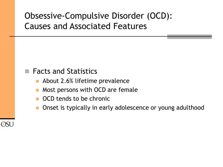 Obsessive-Compulsive Disorder (OCD):