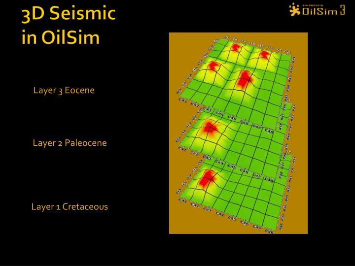 3D Seismic