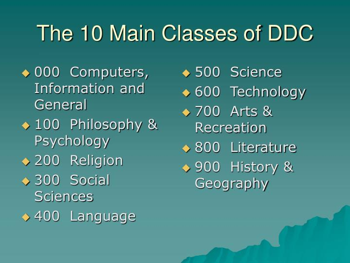 000  Computers, Information and General