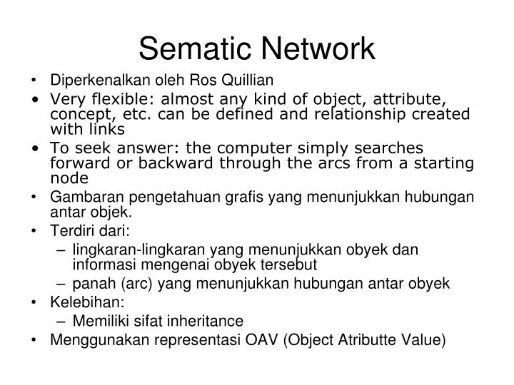Sematic Network