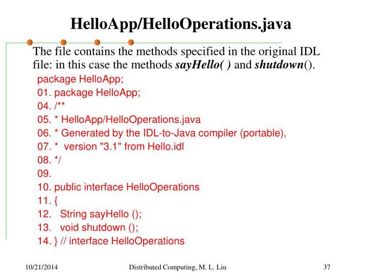 HelloApp/HelloOperations.java