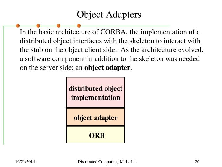 Object Adapters
