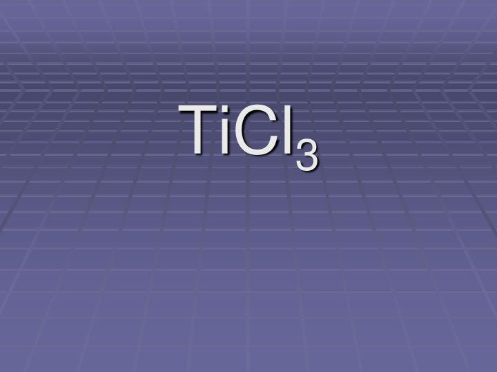 TiCl