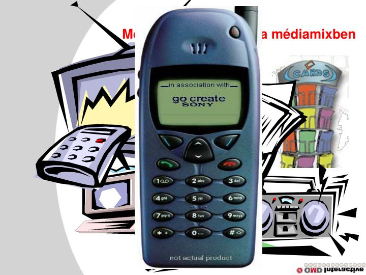 Mobil eszközök helye a médiamixben