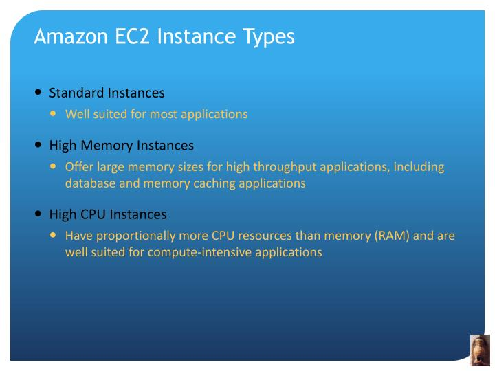 Amazon EC2 Instance Types