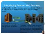 introducing amazon web services