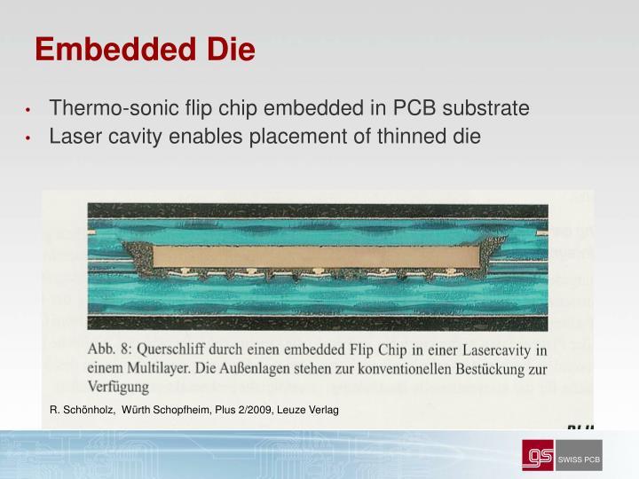 Embedded Die