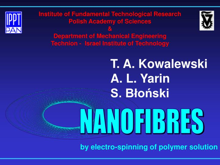 Institute of Fundamental Technological Research