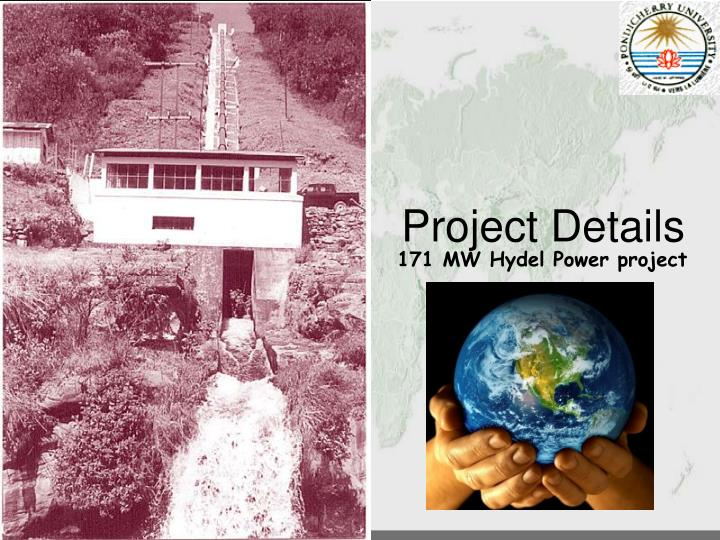 171 MW Hydel Power project