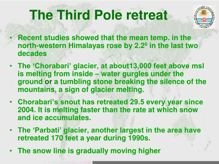 The Third Pole retreat