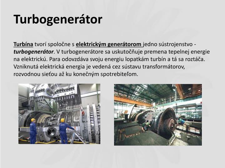 Turbogenerátor