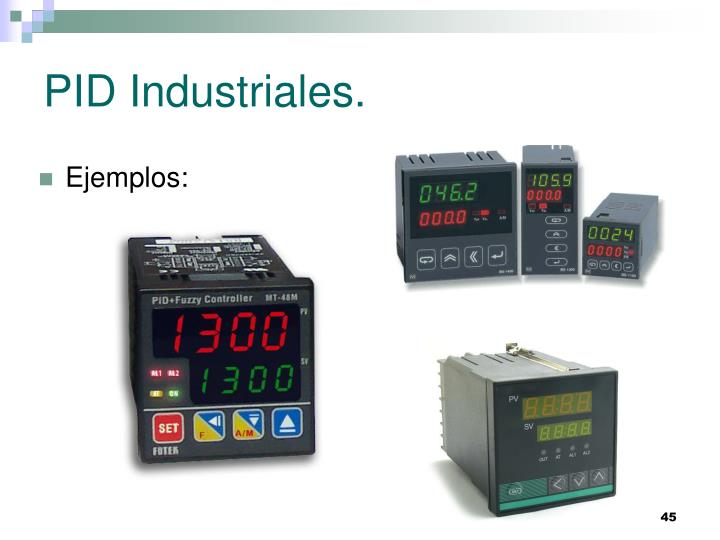 PID Industriales.