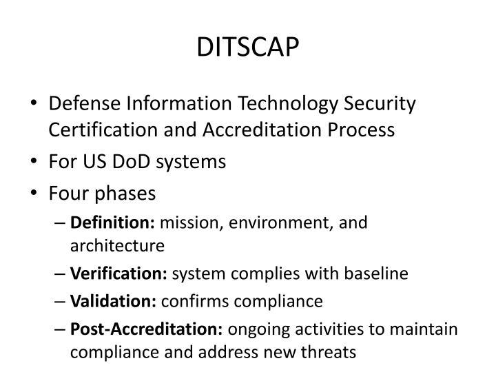 DITSCAP