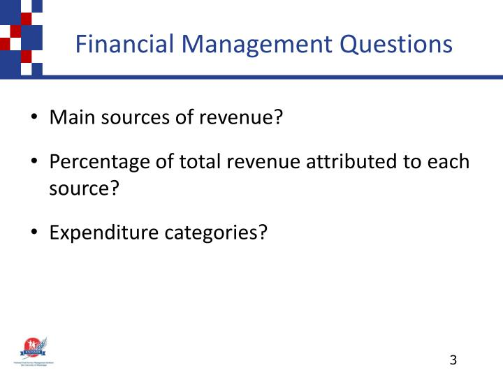 Financial Management Questions