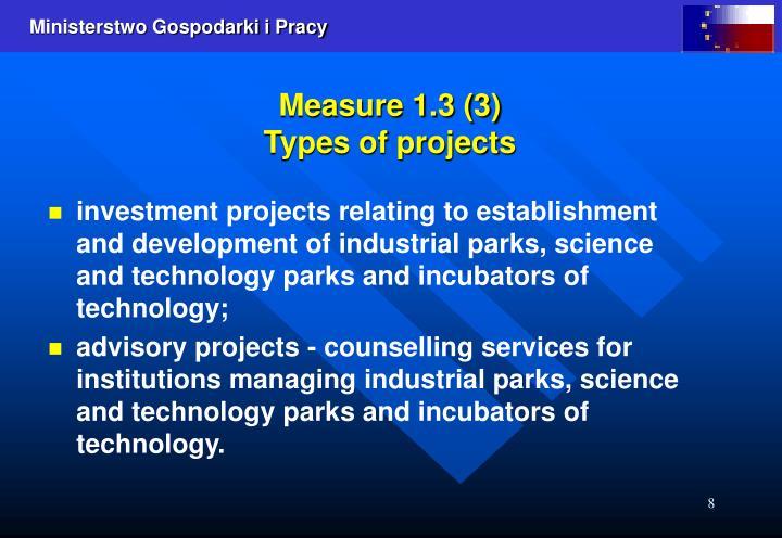 Measure 1.3 (3)