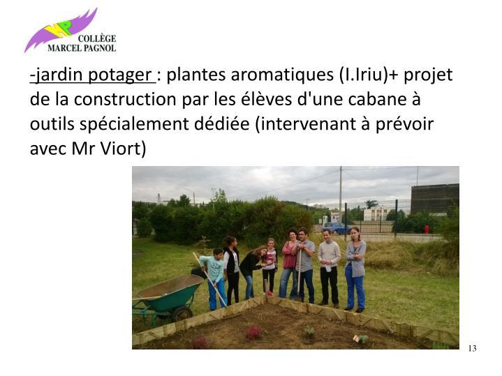 -jardin potager