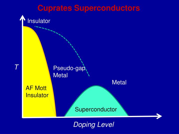 Cuprates Superconductors