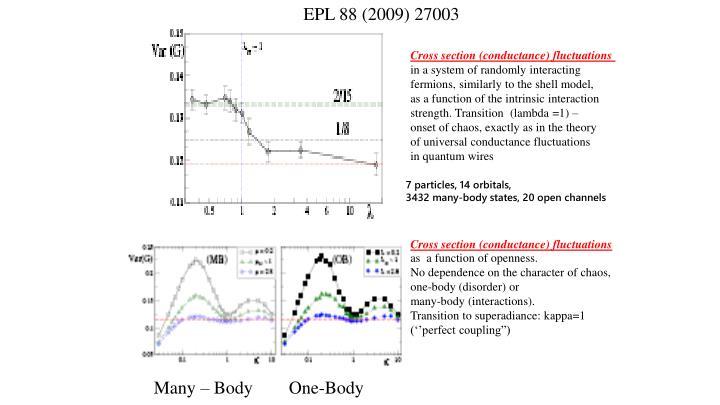 EPL 88 (2009) 27003
