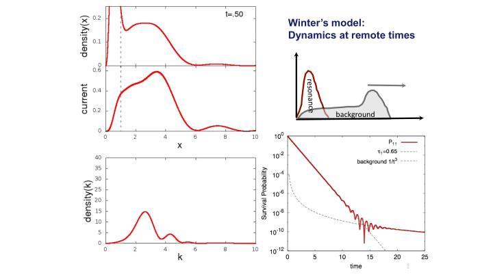 Winter's model:
