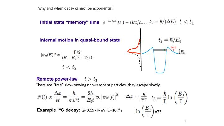 Remote power-law