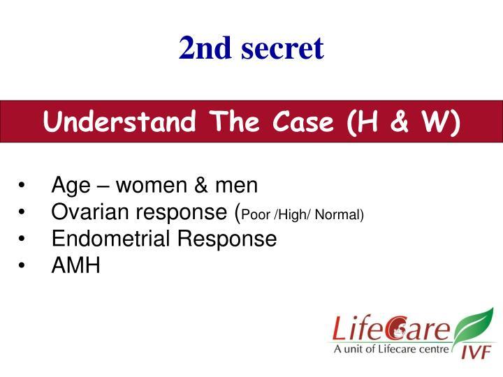 2nd secret