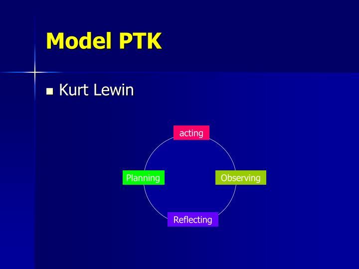 Model PTK