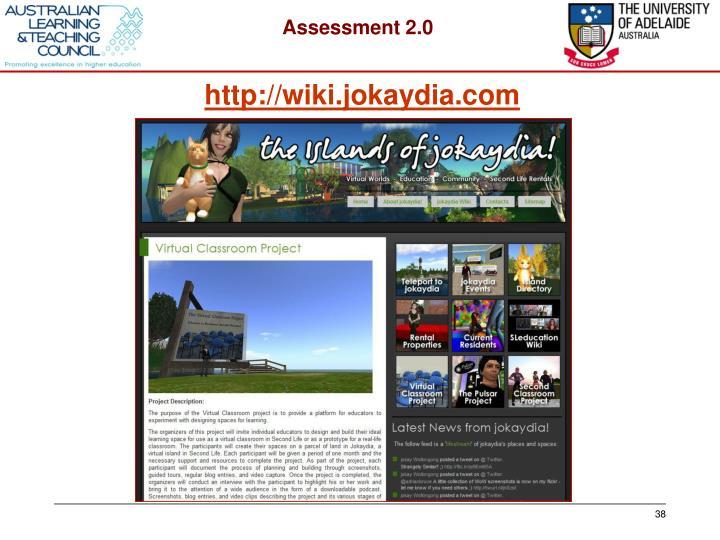 http://wiki.jokaydia.com