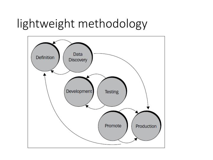 lightweight methodology