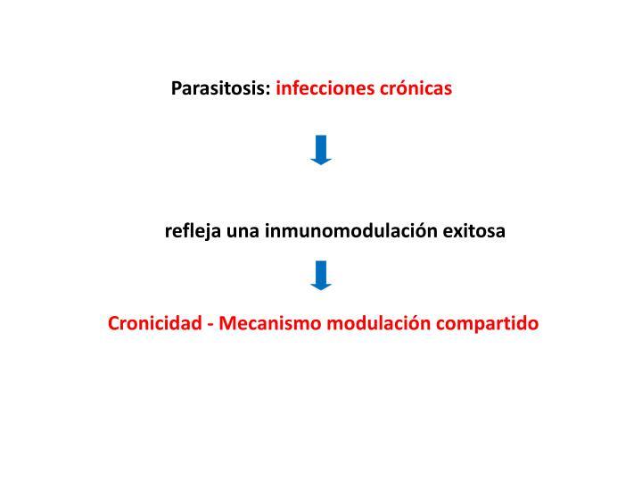 Parasitosis: