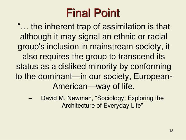 Final Point