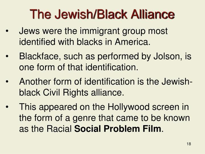 The Jewish/Black Alliance