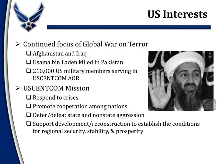 US Interests