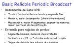 basic reliable periodic broadcast5