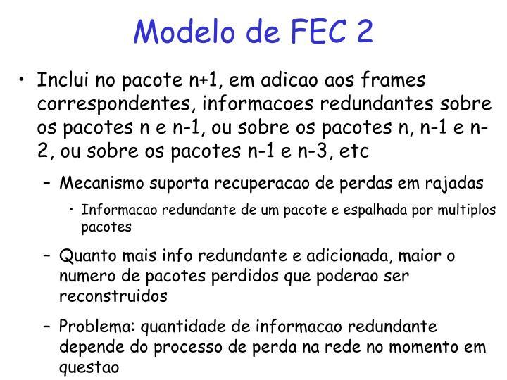 Modelo de FEC 2