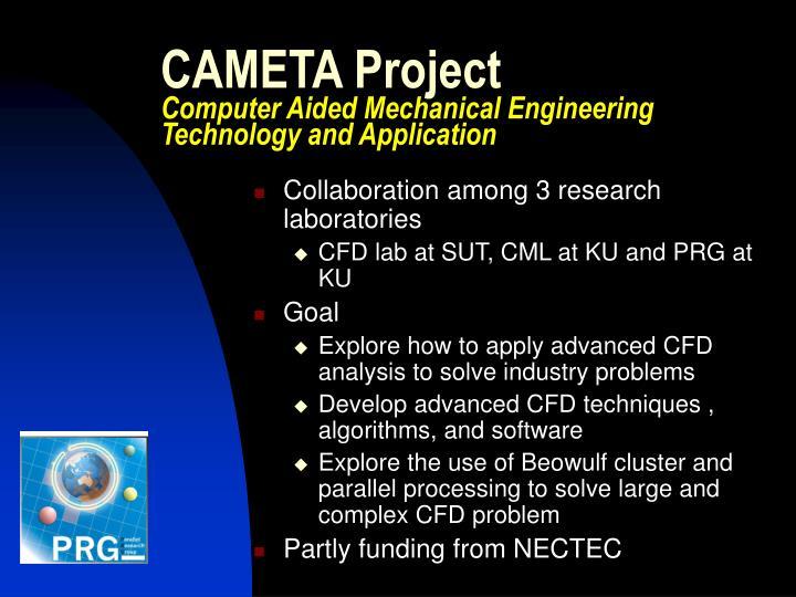 CAMETA Project
