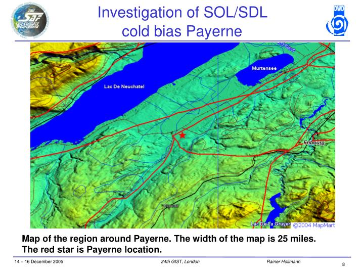 Investigation of SOL/SDL