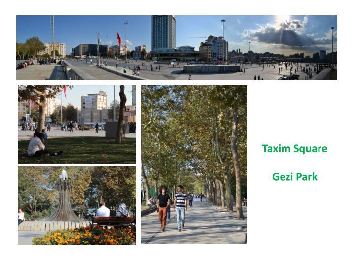 Taxim Square