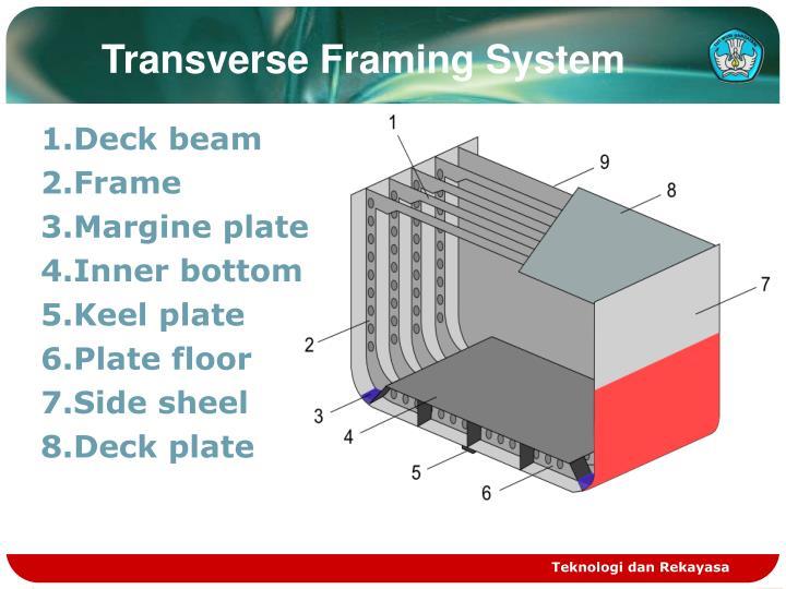 Transverse Framing System