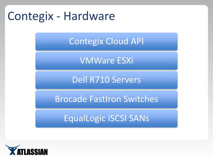 Contegix - Hardware