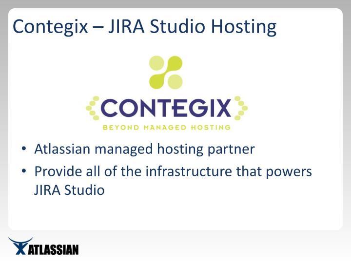 Contegix – JIRA Studio Hosting