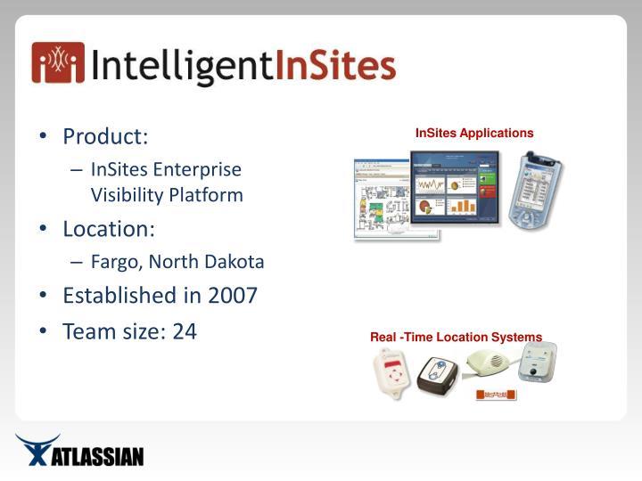 InSites Applications